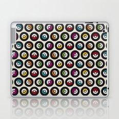 Dancing vinyls Laptop & iPad Skin