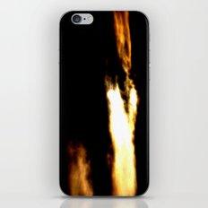 Dragon in a clouds. iPhone & iPod Skin