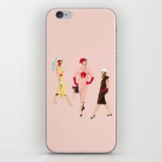 1950's Girls iPhone & iPod Skin