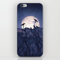 Midnight Chorus iPhone & iPod Skin