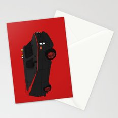 The A-Team Van Stationery Cards