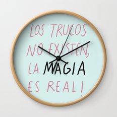 La magia Wall Clock