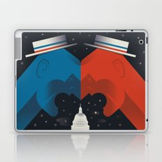 Debate Laptop & iPad Skin