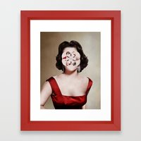 Unfamous Framed Art Print