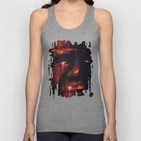 Red I Unisex Tank Top
