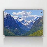 Mountains II. Laptop & iPad Skin