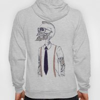 The Gentleman becomes a Hipster  Hoody