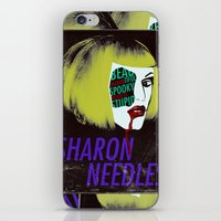 Sharon Needles Poster iPhone & iPod Skin