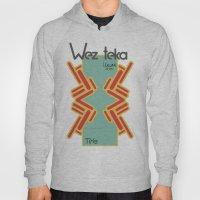 TiXa - Wezteka Union - 3… Hoody