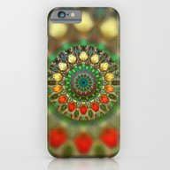 Sun Mandala 2 iPhone 6 Slim Case