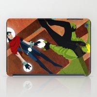 Hulk/Wicc Fan Fic (Only … iPad Case