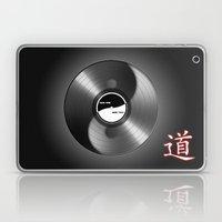 Tao_disk Laptop & iPad Skin