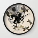 Lust of an Angel Wall Clock