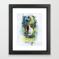 Shutter Framed Art Print