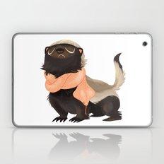 Honey Badger Don't Care Laptop & iPad Skin