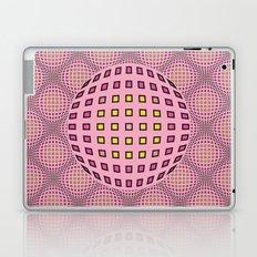 Pop pink Laptop & iPad Skin