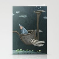 The Flying Machine Stationery Cards