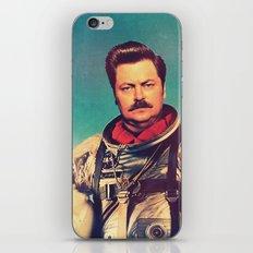 American Hero iPhone & iPod Skin