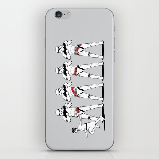 a Rebel Since She Was Young - US AND THEM iPhone & iPod Skin