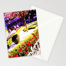 Intense and living colors. Stationery Cards