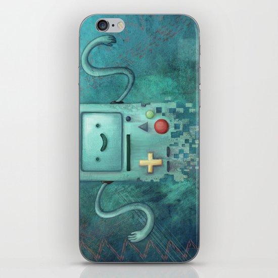 Beep Boop BMO  iPhone & iPod Skin
