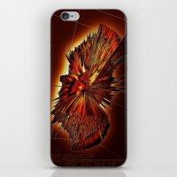 HOT STUFF iPhone & iPod Skin