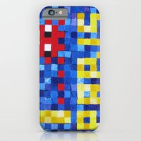 I Space Invader Paris iPhone 6 Slim Case
