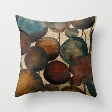 A Cosmic Incident Throw Pillow