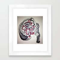 lenfant Framed Art Print