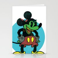 UnDEADmouse Stationery Cards