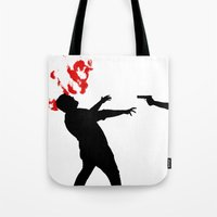 One Shot Tote Bag