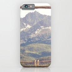 Western Mountain Ranch iPhone 6 Slim Case