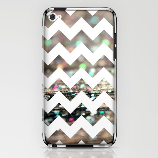 Afterparty Chevron iPhone & iPod Skin
