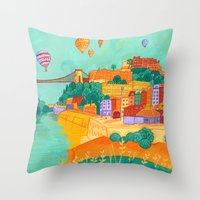 Bristol Throw Pillow