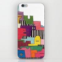 Friendlies iPhone & iPod Skin