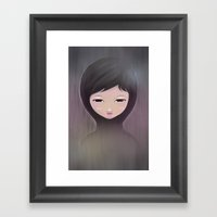 Women_A Framed Art Print