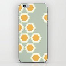 Moroccan Style Orange. iPhone & iPod Skin