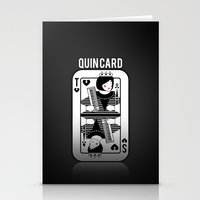 Tegan and Sara Quincard Stationery Cards