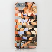 Glitch Pin-Up Redux: Whitney iPhone 6 Slim Case
