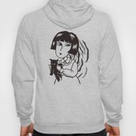The Little Girl With A C… Hoody