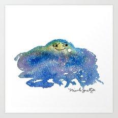 The Conspiring Universe Art Print
