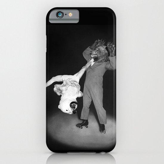 Roller Bears iPhone & iPod Case