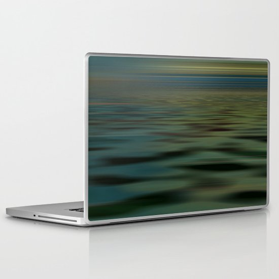 Lagoon Laptop & iPad Skin