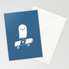Skate Ghost Stationery Cards