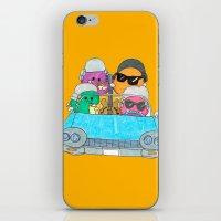 Holiday Vampire Weekend iPhone & iPod Skin