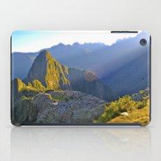 Machu Picchu iPad Case