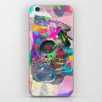 A Framework Of Bone iPhone & iPod Skin