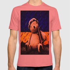 Palin Bear Mens Fitted Tee Pomegranate SMALL