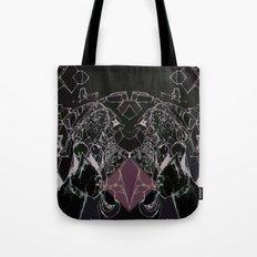 skitzo cat Tote Bag