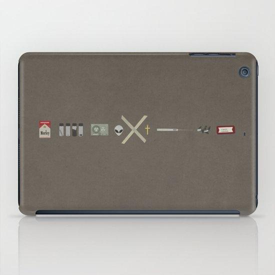 X-Files iPad Case